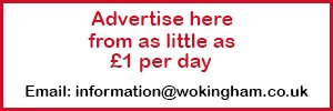 Advertise on wokingham.co.uk