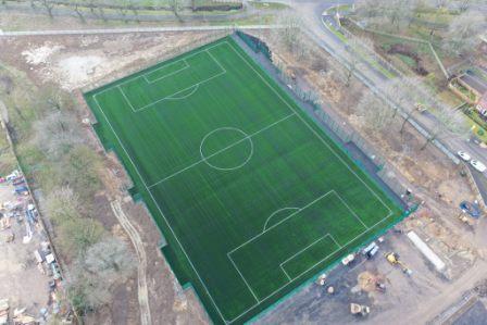 Arborfields New School - 3G Pitch