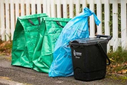 Waterproof Waste & Recycling Bags