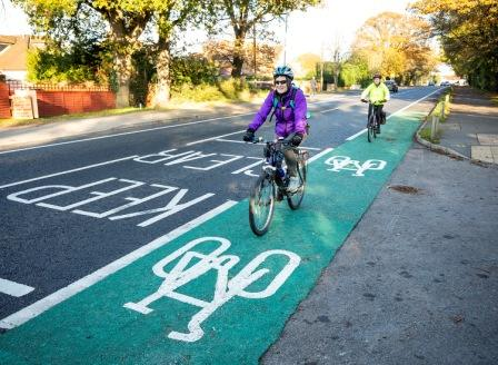 Cycling And Walking Facilities in Wokingham