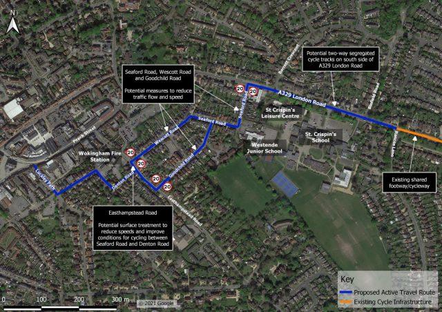 Cycling And Walking Facilities
