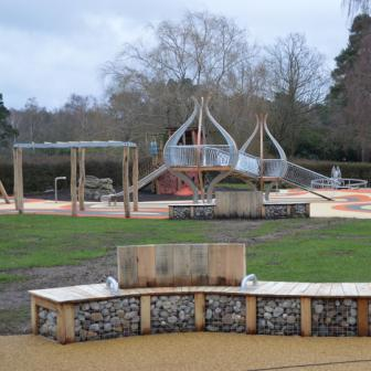 Play Area at California Country Park
