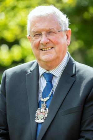 Mayor For Wokingham - Keith Baker
