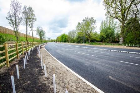 Winnersh Relief Road Opens