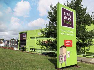 Ready Steady Store Ltd