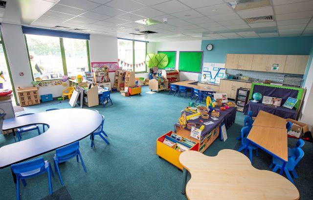Farley Hill Primary School Keys