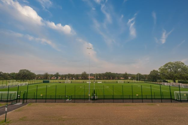 Cantley Park 3G Pitch Opens