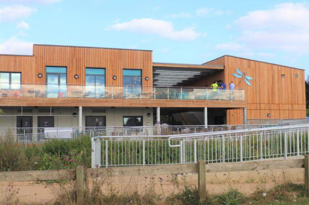 Dinton Pastures Activity Centre Opens