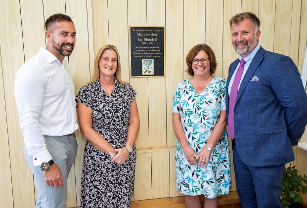 Foundry College Improvements