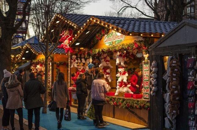 Wokingham Christmas Market 2021